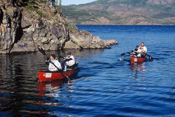 Adventure Racing Teams Paddle
