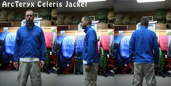 ArcTeryx's Celeris Jacket