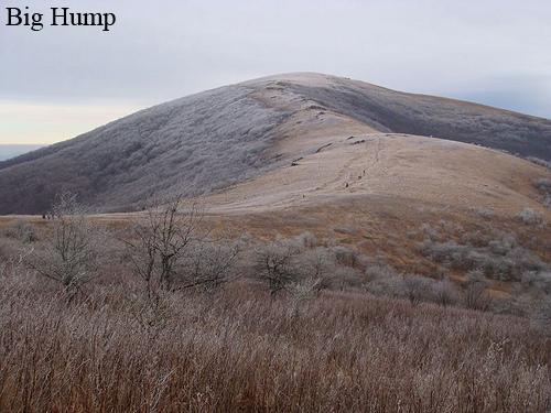 Big Hump Appalachain Trail