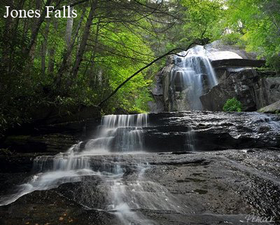 Jones Falls Appalachian Trail