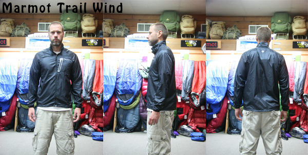 Marmot's Trail Wind Jacket