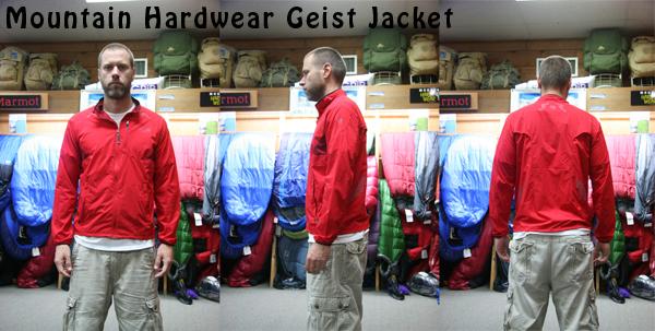Mountain Hardwear's Gesit Jacket