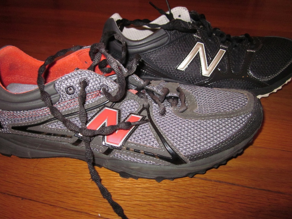 New Balances 100 vs 101