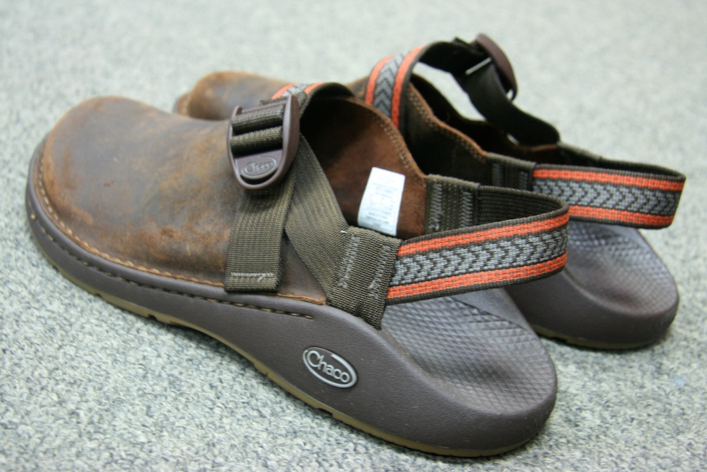 New Chaco PedShed and ToeCoop